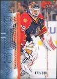 2009/10 Fleer Ultra Ice Medallion #66 Tomas Vokoun /100