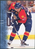 2009/10 Fleer Ultra Ice Medallion #67 Michael Frolik /100