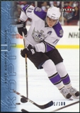 2009/10 Fleer Ultra Ice Medallion #68 Anze Kopitar /100