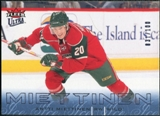 2009/10 Fleer Ultra Ice Medallion #75 Antti Miettinen /100