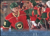 2009/10 Fleer Ultra Ice Medallion #76 Pierre-Marc Bouchard /100