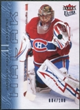 2009/10 Fleer Ultra Ice Medallion #79 Jaroslav Halak /100