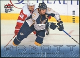 2009/10 Fleer Ultra Ice Medallion #85 Jason Arnott /100