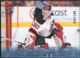 2009/10 Fleer Ultra Ice Medallion #88 Martin Brodeur /100