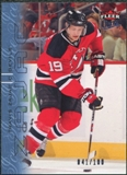 2009/10 Fleer Ultra Ice Medallion #91 Travis Zajac /100
