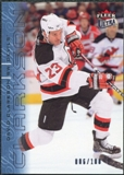 2009/10 Fleer Ultra Ice Medallion #92 David Clarkson /100