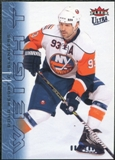2009/10 Fleer Ultra Ice Medallion #93 Doug Weight /100