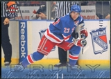 2009/10 Fleer Ultra Ice Medallion #99 Chris Drury /100