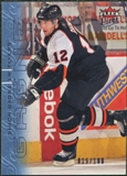 2009/10 Fleer Ultra Ice Medallion #108 Simon Gagne /100