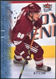 2009/10 Fleer Ultra Ice Medallion #113 Peter Mueller /100