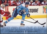 2009/10 Fleer Ultra Ice Medallion #116 Evgeni Malkin /100