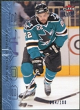 2009/10 Fleer Ultra Ice Medallion #126 Dan Boyle /100