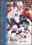 2009/10 Fleer Ultra Ice Medallion #135 Steven Stamkos /100