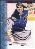 2009/10 Fleer Ultra Ice Medallion #158 Chris Mason /100