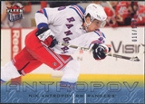 2009/10 Fleer Ultra Ice Medallion #171 Nik Antropov /100