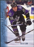 2009/10 Fleer Ultra Ice Medallion #182 Jarret Stoll /100