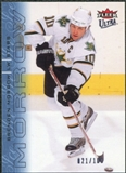 2009/10 Fleer Ultra Ice Medallion #189 Brenden Morrow /100