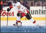 2009/10 Fleer Ultra Ice Medallion #195 Rene Bourque /100