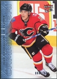 2009/10 Fleer Ultra Ice Medallion #196 Mike Cammalleri /100