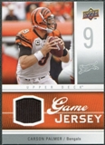 2009 Upper Deck Game Jersey #GJCP Carson Palmer