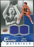 2009/10 Upper Deck Game Materials #GJCM Chris Mullin /550