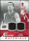 2009/10 Upper Deck Game Materials #GJJK Jason Kapono /550