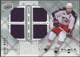 2009/10 Upper Deck Black Diamond Jerseys Quad #QJRN Rick Nash
