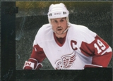 2009/10 Upper Deck Black Diamond Horizontal #BD22 Steve Yzerman SP