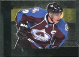 2009/10 Upper Deck Black Diamond Horizontal Perimeter Die-Cut #BD12 Joe Sakic