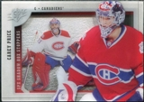 2009/10 Upper Deck SPx Shadowbox Stoppers #ST7 Carey Price