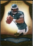 2009 Upper Deck Exquisite Collection #7 Donovan McNabb /80