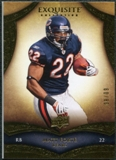 2009 Upper Deck Exquisite Collection #14 Matt Forte /80