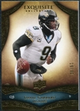 2009 Upper Deck Exquisite Collection #52 David Garrard /80