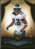 2009 Upper Deck Exquisite Collection #62 Asante Samuel /80