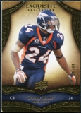 2009 Upper Deck Exquisite Collection #80 Champ Bailey /80
