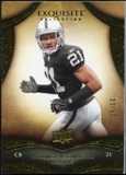 2009 Upper Deck Exquisite Collection #82 Nnamdi Asomugha /80