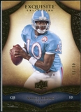 2009 Upper Deck Exquisite Collection #86 Vince Young /80