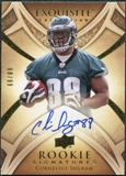 2009 Upper Deck Exquisite Collection #150 Cornelius Ingram RC Autograph /99
