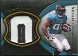 2009 Upper Deck Exquisite Collection Notable Nameplates #NMT Mike Thomas /15