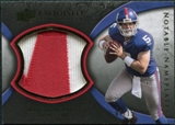 2009 Upper Deck Exquisite Collection Notable Nameplates #NRB Rhett Bomar /15