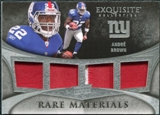 2009 Upper Deck Exquisite Collection Rare Materials #4AB Andre Brown /35