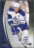 2010/11 Upper Deck SP Game Used #89 Dion Phaneuf