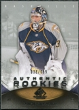 2010/11 Upper Deck SP Game Used #104 Mark Dekanich /699