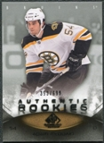 2010/11 Upper Deck SP Game Used #105 Adam McQuaid /699