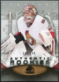 2010/11 Upper Deck SP Game Used #116 Robin Lehner /699