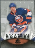 2010/11 Upper Deck SP Game Used #128 Mark Flood /699