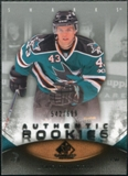 2010/11 Upper Deck SP Game Used #134 John McCarthy /699