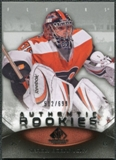 2010/11 Upper Deck SP Game Used #150 Sergei Bobrovsky /699