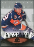 2010/11 Upper Deck SP Game Used #156 Dylan Reese /699