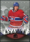 2010/11 Upper Deck SP Game Used #161 J.T. Wyman /699